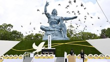 75 Tahun Bom Nagasaki, Walikota Singgung Pelarangan Nuklir