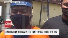 VIDEO: Polisi Telusuri Korban Fetish Gilang