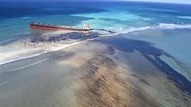 Atasi Tumpahan Minyak di Laut, Warga Mauritius Sumbang Rambut