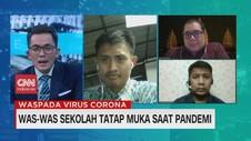 VIDEO: Was-was Sekolah Tatap Muka Saat Pandemi