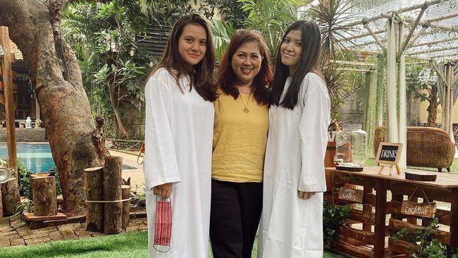 Pesan Haru Ibu Marsha Aruan usai Sang Putri Resmi