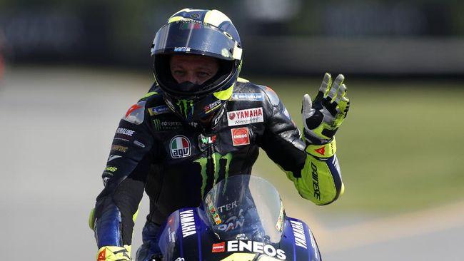 Valentino Rossi mengungkapkan finis kelima di MotoGP Ceko 2020 lebih baik daripada podium di Jerez pekan lalu.