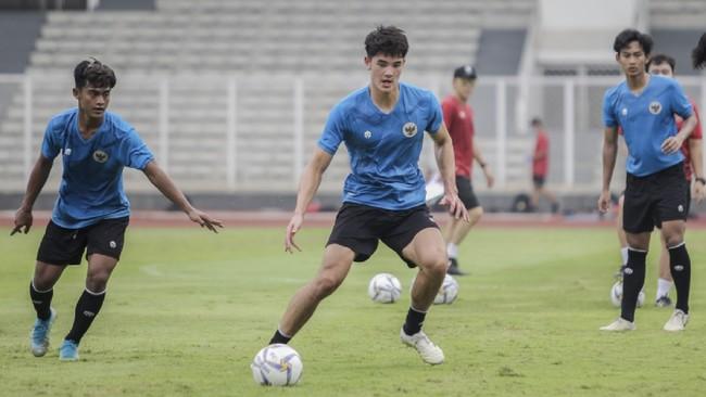 Rapor Elkan Baggott Bersama Timnas Indonesia U-19