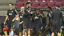FOTO: Raut Santai Man United Sebelum Jumpa Copenhagen