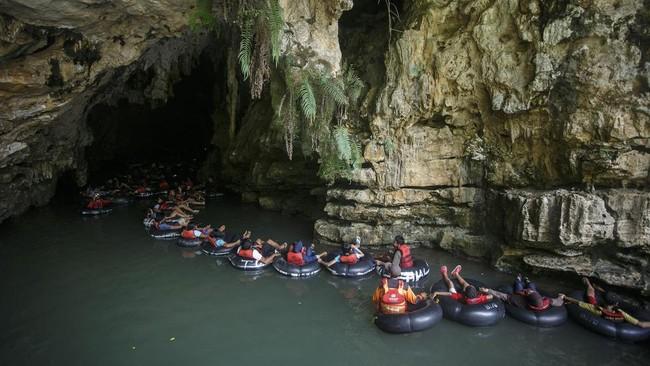 Wisata Bantul Ditutup, Wisatawan Menumpuk di Gunungkidul