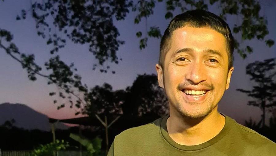 Irfan Hakim Belajar Ternak dan Jadi Juri di Kontes Ikan Cupang