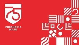 Mengenal Desain Logo HUT RI ke-75 yang Dianggap Mirip Salib