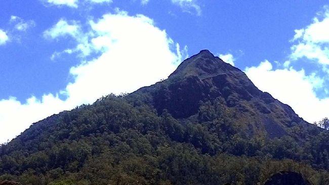 Indonesia bakal punya observatorium terbesar se-Asia Tenggara. Gunung Timau di Kupang, NTT, yang