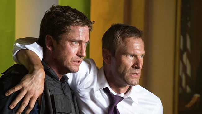 Sinopsis Olympus Has Fallen di Sahur in The Movies Trans TV