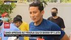 VIDEO: Sandi Apresiasi BLT Pekerja Gaji di Bawah Rp5 Juta