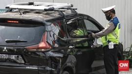 Polisi Akan Sita Kendaraan Pemudik Bandel di Lampung