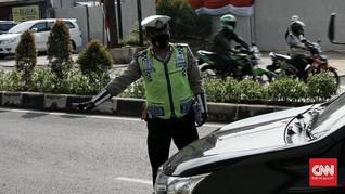 Polisi Tilang 11 Mobil Peserta Aksi Balap Liar di Senayan