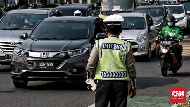 Polda Metro Jaya memastikan peniadaan Sistem Ganjil-Genap diperpanjang mengikuti periode PSBB Transisi DKI Jakarta.