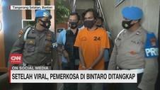 VIDEO: Setelah Viral, Pemerkosa di Bintaro Ditangkap