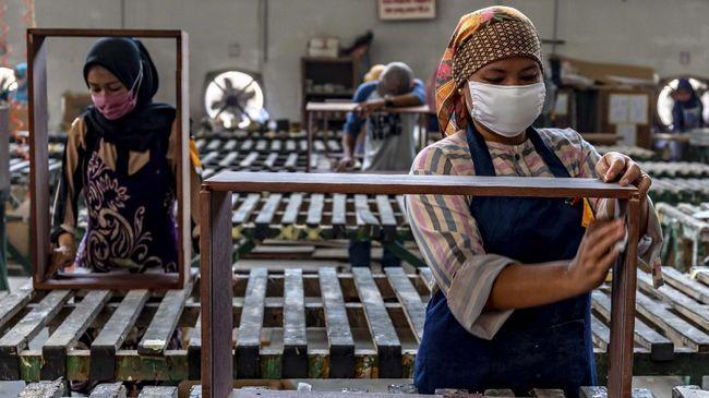 Survei Kegiatan Dunia Usaha Bank Indonesia mencatat kinerja sejumlah sektor mulai positif pada kuartal I 2021, seperti pertambangan, pertanian, dan pengolahan.