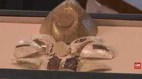 VIDEO: Masker Mewah Berharga Rp22 Miliar