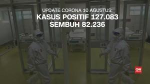 VIDEO: Bertambah 1.687, Kasus Positif Corona Jadi 127.083