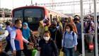 VIDEO: Tidak Ada Lonjakan Penumpang KRL Imbas Ganjil Genap