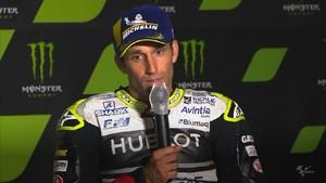VIDEO: Espargaro Jatuh di MotoGP Ceko, Zarco Membela Diri