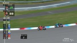 VIDEO: Momen Kemenangan Bersejarah Binder di MotoGP Ceko