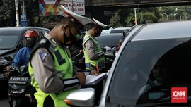 Janji Listyo Hapus Tilang di Jalan Dinilai Tak Realistis
