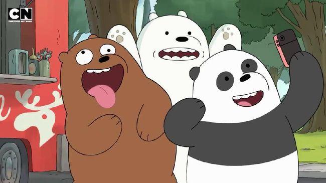 We Bare Bears: The Movie mengisahkan ancaman terbesar sepanjang hidup sang tiga beruang bersaudara.
