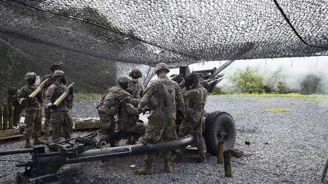 AS sepakat menjual 40 sistem artileri howitzer senilai US$750 juta (Rp10,7 triliun) kepada Taiwan yang tengah memperkuat pertahanan terkait agresi China.