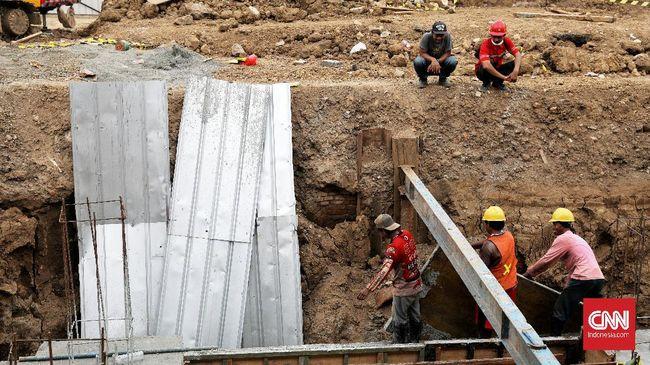 Situs tua yang ditemukan di dekat Stasiun Bekasi diduga gorong-gorong era kolonial Belanda. Butuh penelitian lebih lanjut untuk memastikan bangunan tersebut.