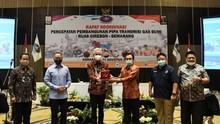 BPH Migas Percepat Proyek Pipa Transmisi Gas Cirebon-Semarang
