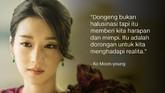 Rampung pada 9 Agustus 2020, drama Korea It's Okay to Not Be Okay punya banyak petikan penting terkait kesehatan mental.
