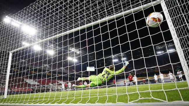 MU merupakan kesebelasan yang paling sering mendapat penalti di antara klub-klub lain yang menghuni lima liga top Eropa.