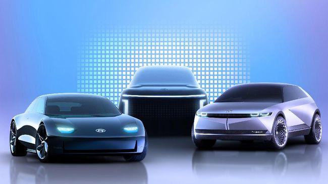 Nama Ioniq yang sudah digunakan Hyundai pada sedan listrik kini diangkat menjadi nama merek divisi khusus mobil listrik.