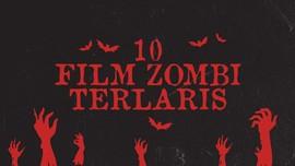 INFOGRAFIS: 10 Film Zombi Terlaris