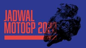 INFOGRAFIS: Jadwal MotoGP 2020 dengan 14 Balapan