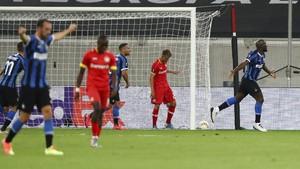 Inter Milan Lolos Semifinal Liga Europa