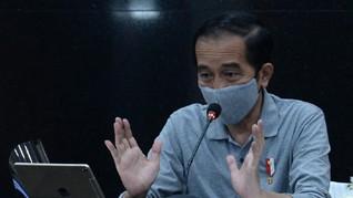 Jokowi Kantongi Komitmen Pengadaan 290 Juta Vaksin Corona