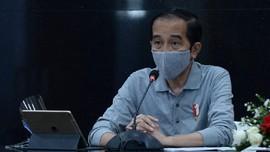 Jokowi Transfer ke Daerah Rp796,3 T pada RAPBN 2021