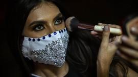 Ana Marcelo, Miss Nikaragua yang Dinobatkan di Tengah Pandemi