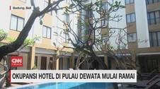 VIDEO: Okupansi Hotel di Pulau Dewata Mulai Ramai