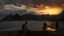 Cegah Corona, Masuk Pantai di Brasil Wajib Daftar Via Apps