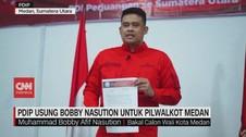 VIDEO: PDIP Usung Menantu Jokowi untuk Pilwakot Medan