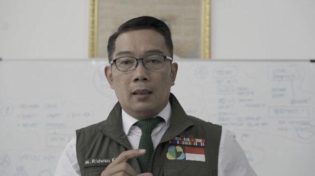 Ridwan Kamil turut mendaftar jadi relawan uji klinis vaksin Covid-19 produksi Sinovac, China, oleh PT Bio Farma selaku BUMN di Kota Bandung.