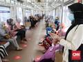Cara Aman #PakaiMasker di Transportasi Umum