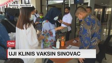 VIDEO: Uji Klinis Vaksin Sinovac