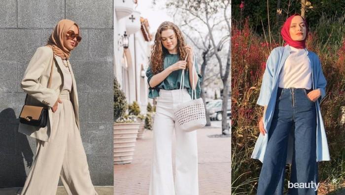 5 Pilihan Model Celana yang Tepat untuk Si Pinggul Besar