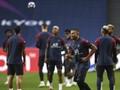 FOTO: Gertak Mbappe Jelang Atalanta vs PSG