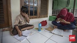 Kemendikbud Godok Kebijakan Bantuan Biaya Kuota untuk PJJ