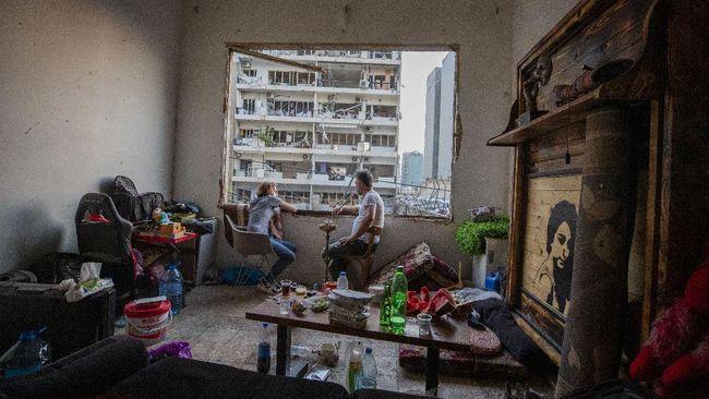 Penyidik Libanon meminta Interpol menangkap dua WN Rusia yang dinilai bertanggung jawab atas ledakan di Pelabuhan Beirut.