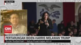 VIDEO: Pertarungan Biden-Harris melawan Trump