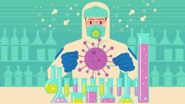 INFOGRAFIS: Beda Tes Corona: Rapid Tes, Antigen, PCR